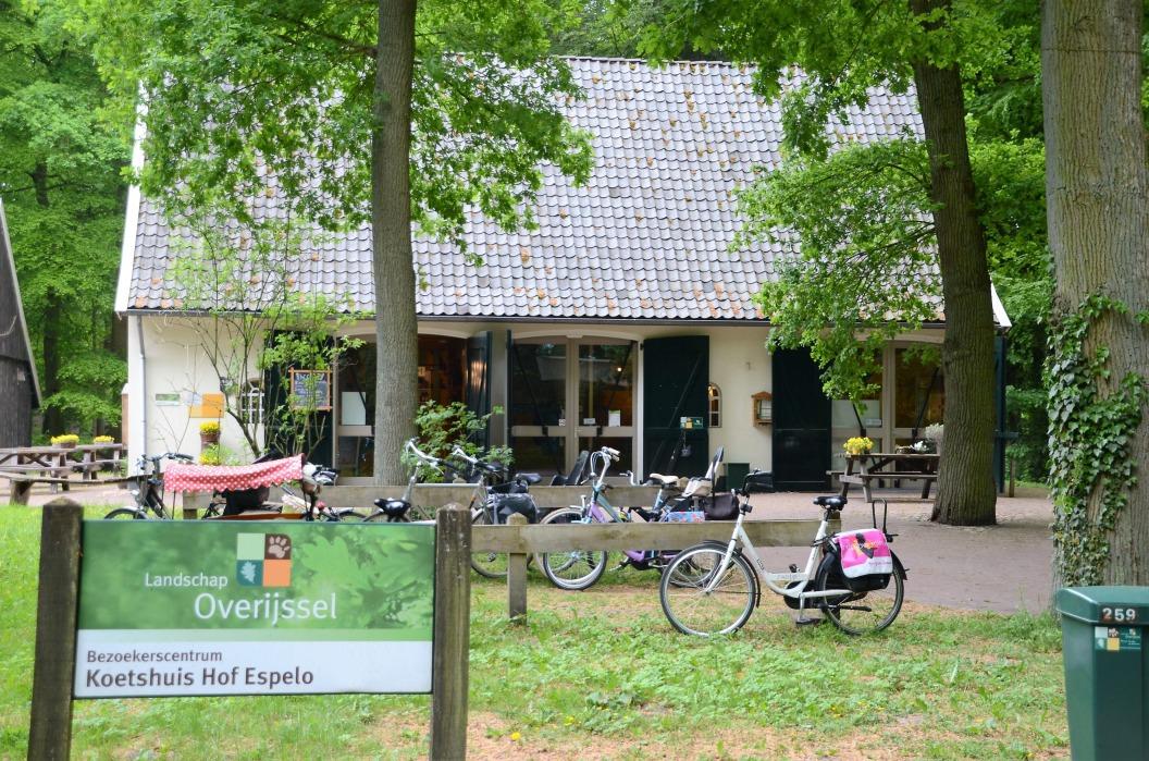 Bezoekerscentrum Hof Espelo