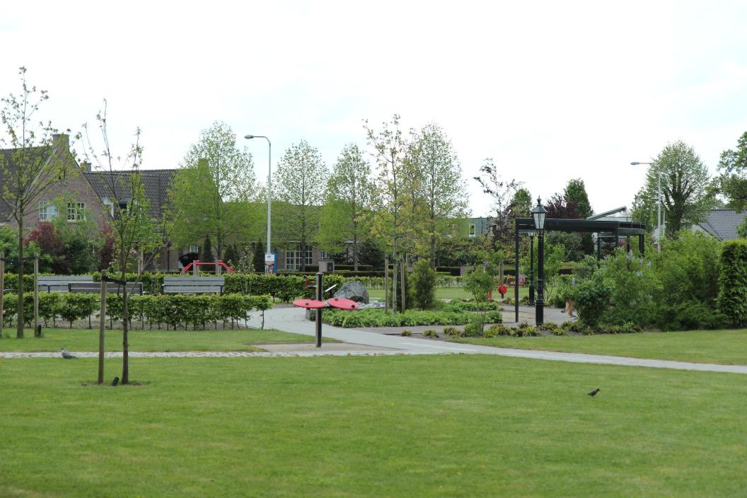 Beweegtuin Park Lutkeberg