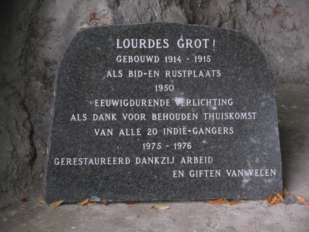Lourdesgrot