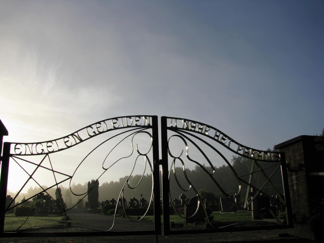 Hek begraafplaats/pastoorsbos