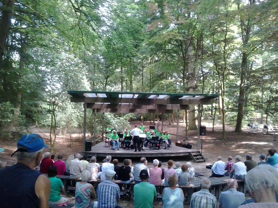 Amfitheater Het Lommerrijk