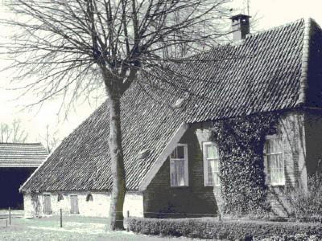 Herenhuis aan de Elskampweg