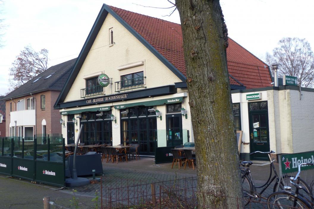 Cafe brasserie De Schoenmaker