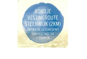 Vestingroute Steenwijk