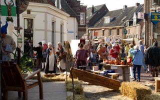 Dikke Tinne Festival & Brocante Fair