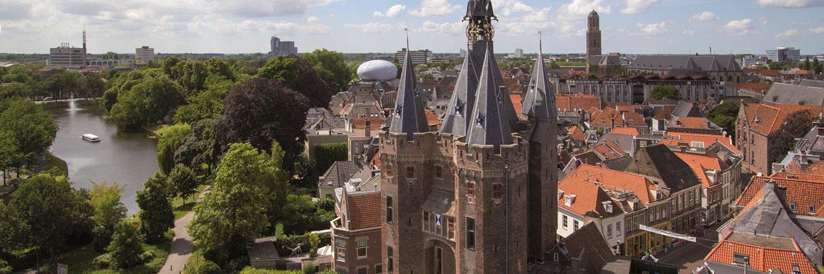 Schildersbedrijven in Zwolle
