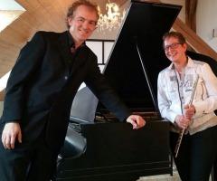 Lunchconcert - WAK - Piano en Dwarsfluit