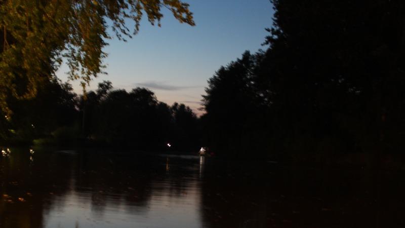 Kano by night