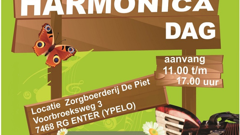 Accordeon Harmonicadag