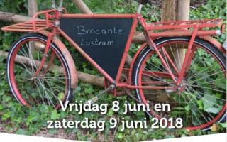 Brocante route Ommen