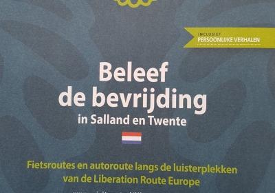 Liberation Route Fietsroutes en autoroute Salland & West-Twente