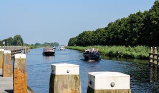 Tewaterlatingsplek - Waterpark Beulaeke Haven