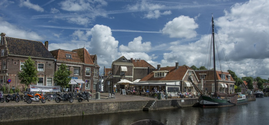 Mauritshuis, Blokzijl