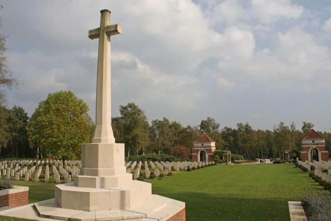 Canadese begraafplaats