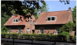 Försterhaus Landgoed Singraven