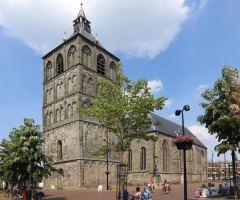 GESLOTEN T/M 6 APRIL Openstelling St. Plechelmusbasiliek