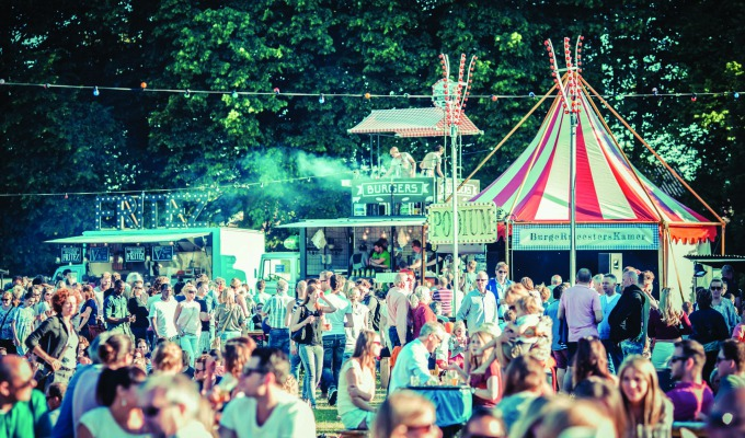 De leukste Twentse food (truck) festivals!
