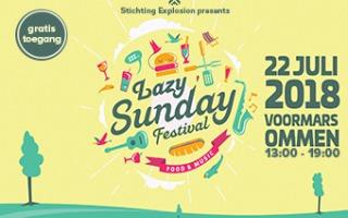 Lazy Sunday Festival 2018