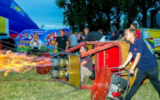 Ter Steege Ballonfestival Hardenberg