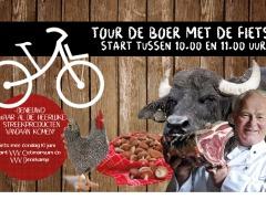 Tour de Boer met de fiets