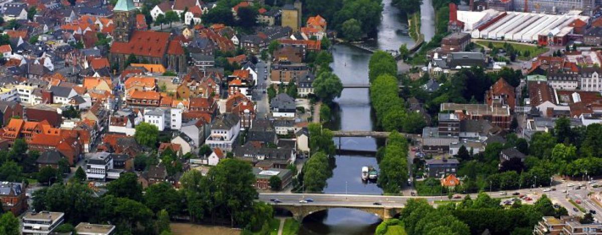 Partnerstad Rheine