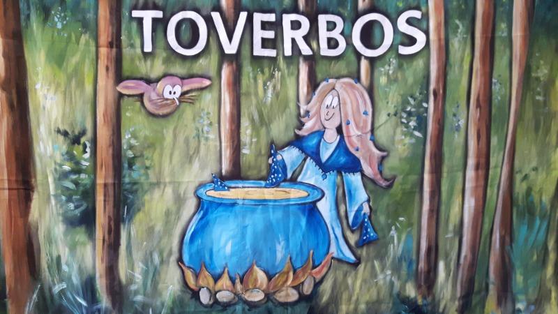 Expositie Toverbos