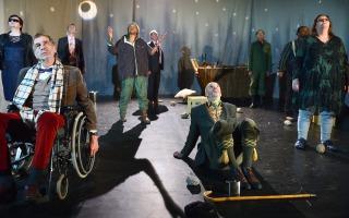 Theatervoorstelling De OmZieners