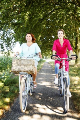 Smaak en Vermaak fietsroutes langs de Regge