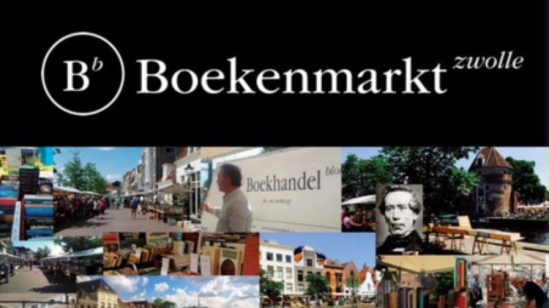 De Zwolse boekenmarkt