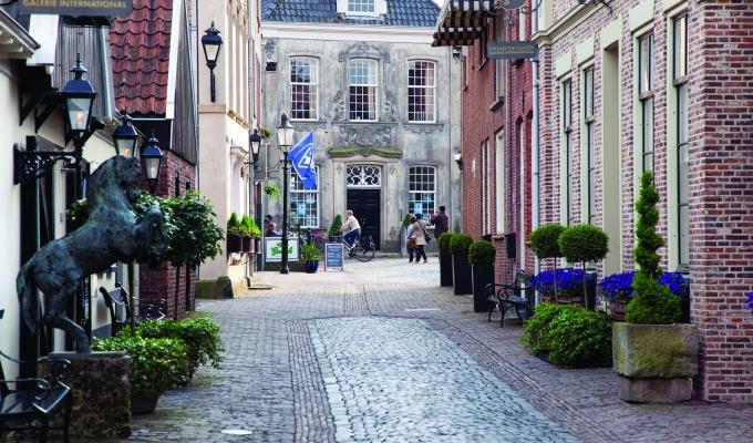 Die schönsten kulturellen und historischen Plätze in Twente