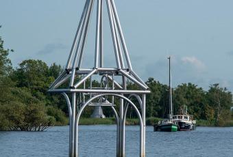 EcoWaterliner Fietsroute waterdorpen
