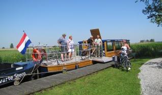 Ecowaterliner fietsroute Zuiderzee