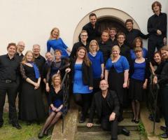 Noors kamerkoor Vox Humana zingt in de Plechelmus te Oldenzaal
