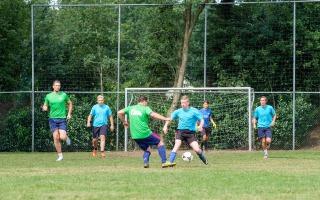 Belties Voetbal Toernooi