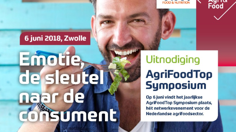 AgriFoodTop Symposium naar Zwolle