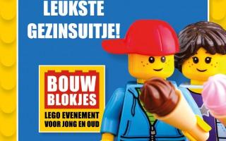 Bouwblokjes Hardenberg 4 & 5 augustus 2018 in Evenementenhal Hardenberg