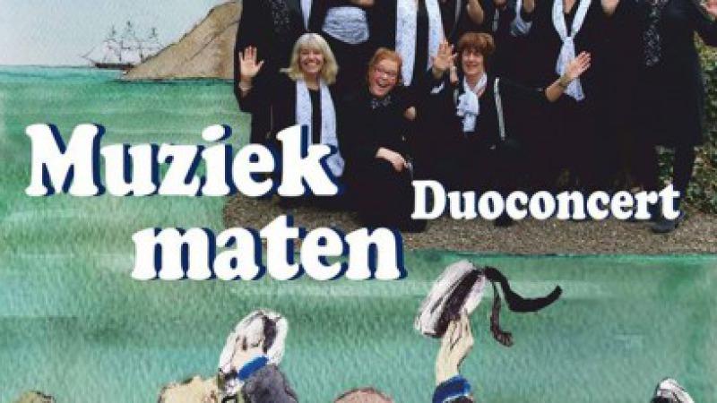 Duo-concert Muziekmaten