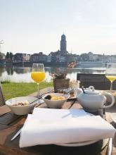 uitzicht IJsselhotel