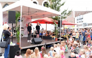 Kidsdag en The Voice of Ommen
