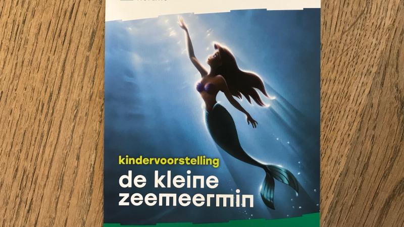 Kindervoorstelling de Kleine Zeemeermin