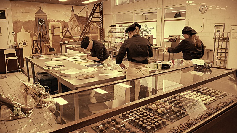 Chocolaterie Twente Decadente