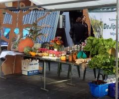 Tuinvereniging en bijenvereniging houden open dag