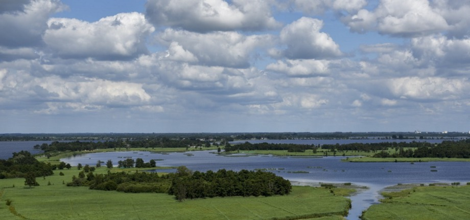 Uitzicht watertoren