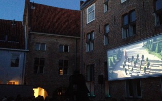 Buitenfilm in Zwolle