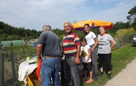 Open huis Tuinvereniging Jipkesbelt