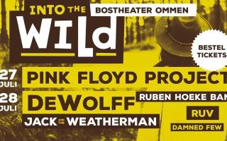 Into the Wild Festival in het Bostheater
