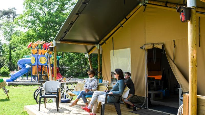 Campingplatz & Bungalowpark 't Stien 'n Boer