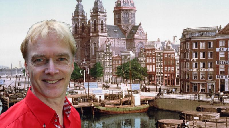 Harald Veenstra - Samen door Amsterdam