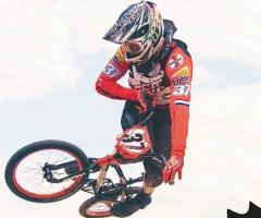BMX Top Competitie 4 Wedstrijden