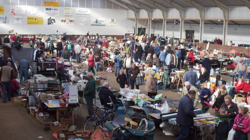 vlooienmarkt/rommelmarkt